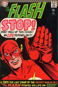 Cover Thumbnail for The Flash (DC, 1959 series) #163