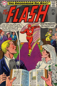 Cover Thumbnail for The Flash (DC, 1959 series) #165