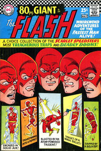 Cover Thumbnail for The Flash (DC, 1959 series) #169