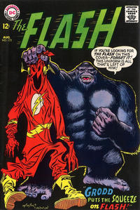 Cover for The Flash (DC, 1959 series) #172