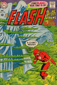 Cover Thumbnail for The Flash (DC, 1959 series) #176