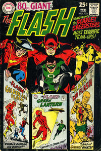 Cover Thumbnail for The Flash (DC, 1959 series) #178
