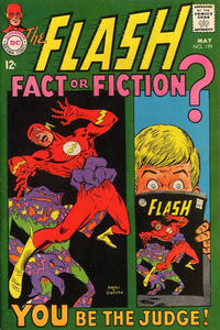 Cover Thumbnail for The Flash (DC, 1959 series) #179
