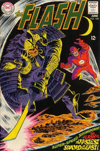 Cover for The Flash (DC, 1959 series) #180