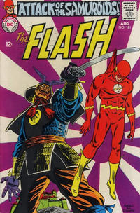 Cover Thumbnail for The Flash (DC, 1959 series) #181