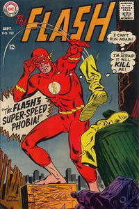 Cover for The Flash (DC, 1959 series) #182
