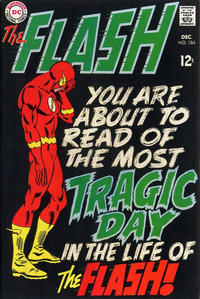 Cover Thumbnail for The Flash (DC, 1959 series) #184