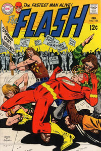 Cover for The Flash (DC, 1959 series) #185