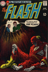 Cover Thumbnail for The Flash (DC, 1959 series) #186