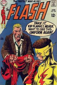 Cover Thumbnail for The Flash (DC, 1959 series) #189