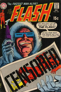 Cover for The Flash (DC, 1959 series) #193