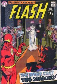 Cover Thumbnail for The Flash (DC, 1959 series) #194