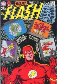 Cover Thumbnail for The Flash (DC, 1959 series) #196