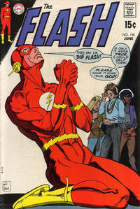 Cover Thumbnail for The Flash (DC, 1959 series) #198