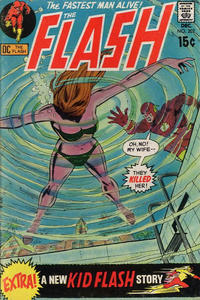 Cover for The Flash (DC, 1959 series) #202