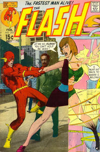 Cover Thumbnail for The Flash (DC, 1959 series) #203