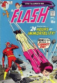 Cover Thumbnail for The Flash (DC, 1959 series) #206