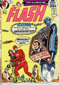 Cover Thumbnail for The Flash (DC, 1959 series) #210
