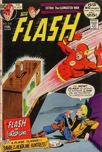 Cover Thumbnail for The Flash (DC, 1959 series) #212