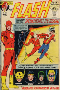 Cover Thumbnail for The Flash (DC, 1959 series) #213