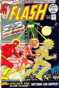 Cover for The Flash (DC, 1959 series) #216