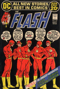 Cover Thumbnail for The Flash (DC, 1959 series) #217