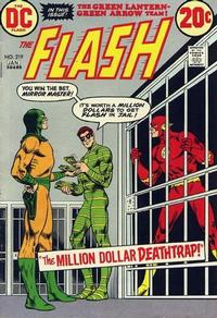 Cover Thumbnail for The Flash (DC, 1959 series) #219