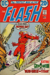 Cover Thumbnail for The Flash (DC, 1959 series) #221