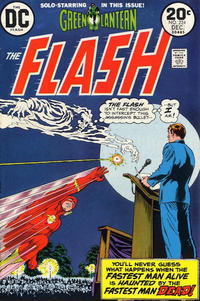 Cover Thumbnail for The Flash (DC, 1959 series) #224