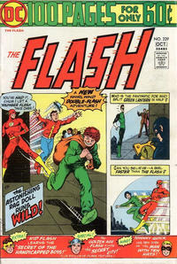 Cover for The Flash (DC, 1959 series) #229
