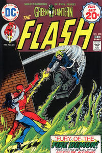 Cover Thumbnail for The Flash (DC, 1959 series) #230