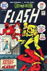 Cover Thumbnail for The Flash (DC, 1959 series) #233