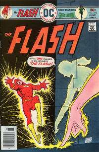 Cover Thumbnail for The Flash (DC, 1959 series) #242
