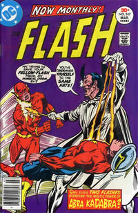 Cover Thumbnail for The Flash (DC, 1959 series) #247