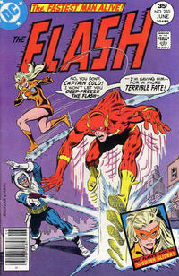 Cover Thumbnail for The Flash (DC, 1959 series) #250