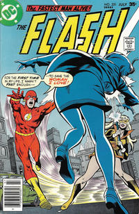 Cover Thumbnail for The Flash (DC, 1959 series) #251
