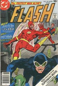 Cover Thumbnail for The Flash (DC, 1959 series) #252