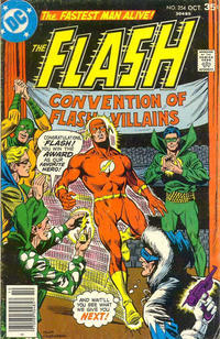 Cover Thumbnail for The Flash (DC, 1959 series) #254