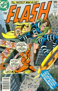 Cover Thumbnail for The Flash (DC, 1959 series) #261