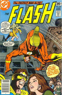 Cover Thumbnail for The Flash (DC, 1959 series) #262