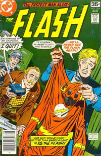 Cover Thumbnail for The Flash (DC, 1959 series) #264