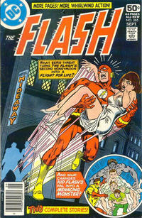 Cover Thumbnail for The Flash (DC, 1959 series) #265