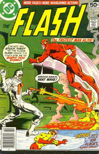 Cover Thumbnail for The Flash (DC, 1959 series) #266