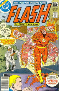 Cover Thumbnail for The Flash (DC, 1959 series) #267