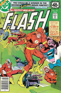 Cover Thumbnail for The Flash (DC, 1959 series) #270