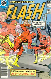 Cover Thumbnail for The Flash (DC, 1959 series) #277