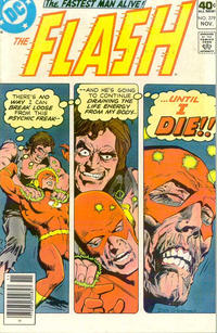 Cover for The Flash (DC, 1959 series) #279