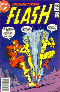 Cover Thumbnail for The Flash (DC, 1959 series) #281