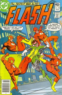 Cover Thumbnail for The Flash (DC, 1959 series) #282