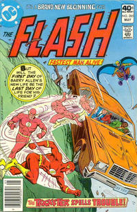 Cover for The Flash (DC, 1959 series) #285